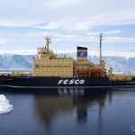 powerful icebreaker, Kapitan Khlebnikov heading to Snow Hill Island