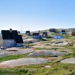 Greenlandic houses - Rodebay